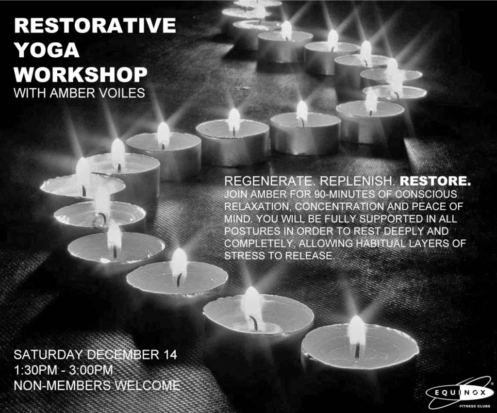Restorative Workshop